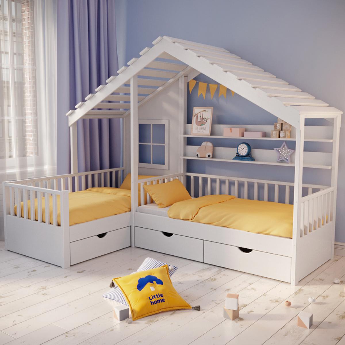 Кровать Мой малыш Николь 3 в 1