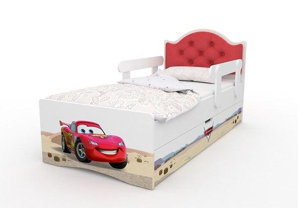 Кровать маятник универсальный Топотушки Лира 7